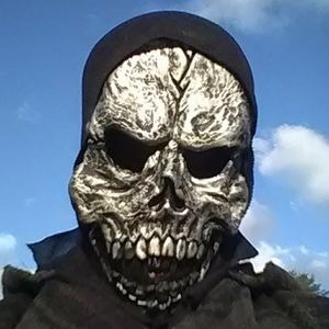 Scare mask